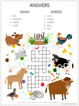 Farm Animal Fun Pack (8)