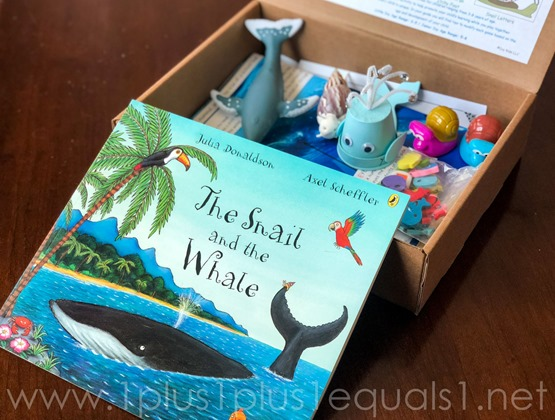 Ivy Kids Snail and Whal Kit (1 of 1)