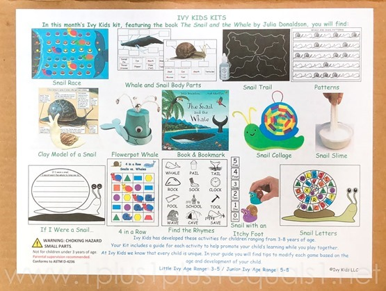 Ivy Kids Snail and Whal Kit (11 of 11)