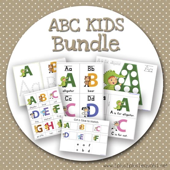 ABC Kids Bundle