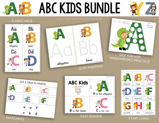 ABC Kids Bundle