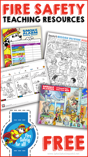 Fire Safety Teaching Resources for Parents and Teachers