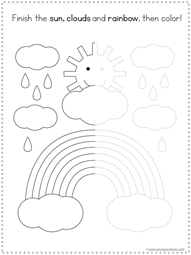 weather tracing printables (1)