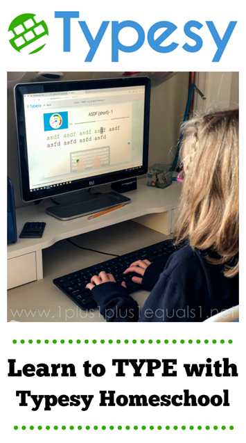 Typesy Homeschool Review