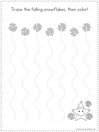 Winter Tracing Fun for Kids (2)