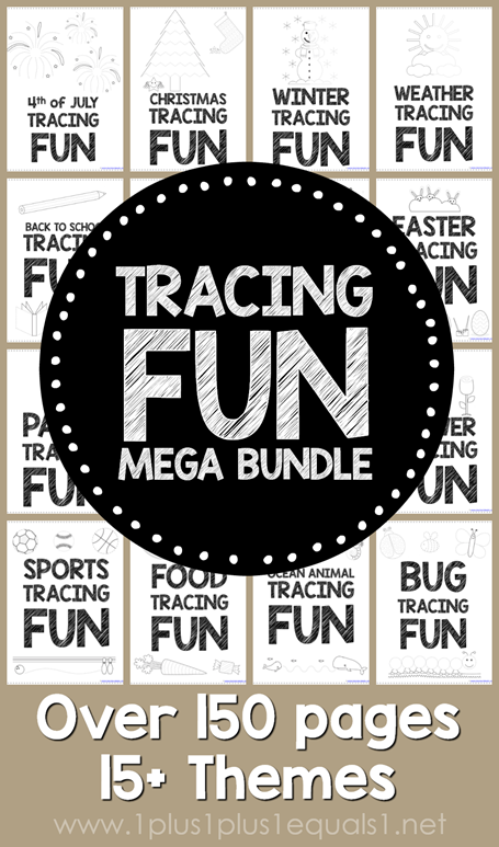 Tracing Fun Bundle