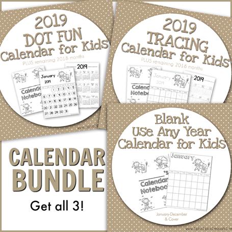 Calendar-Bundle-20192222222