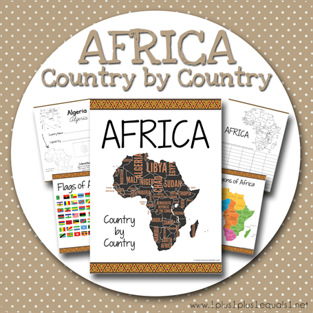 AFRICA Country by Country