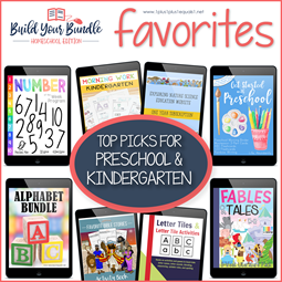 BYB 2019 Early Childhood Favorites
