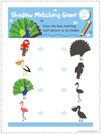 Bird Fun Pack Free Printables (4)
