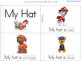 Paw Patrol Kindergarten Printables (6)