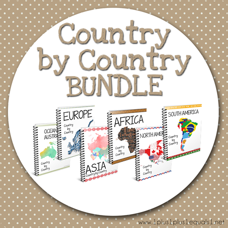 Country by Country Bundle