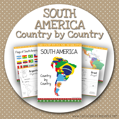 SOUTH AMERICA Country by Country