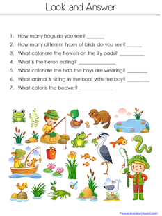 Scoot Kindergarten Literature Unit (22)