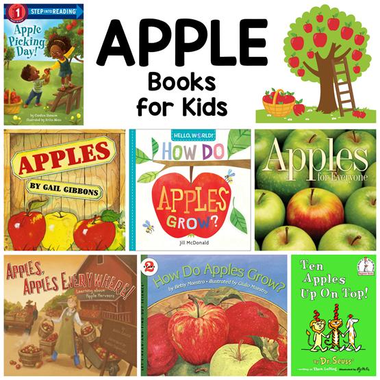 Apple Books for Kids