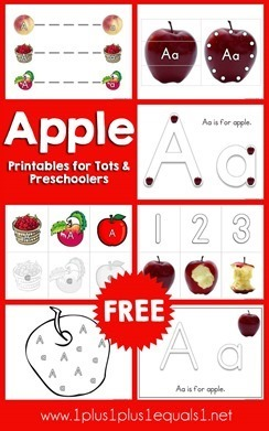 Free-Letter-A-is-for-Apple-Printable
