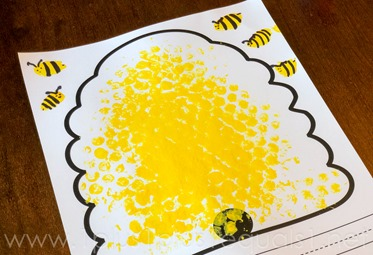 Ivy Kids Bee Theme-6