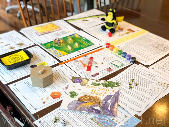 Ivy Kids Kits Bees-2