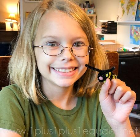 Ivy Kids Kits Bees-4