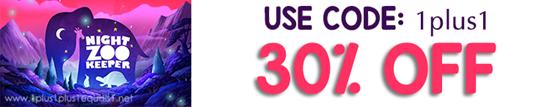 Night Zookeeper Discount Code s