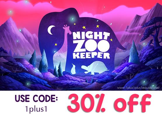 Night Zookeeper Discount Code