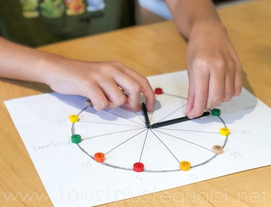 Spielgaben Math Telling Time