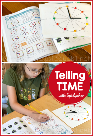 Telling Time with Spielgaben