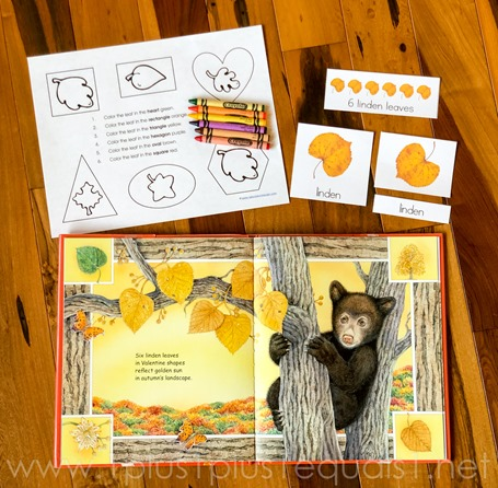 Count Down to Fall Kindergarten Literature Unit-13