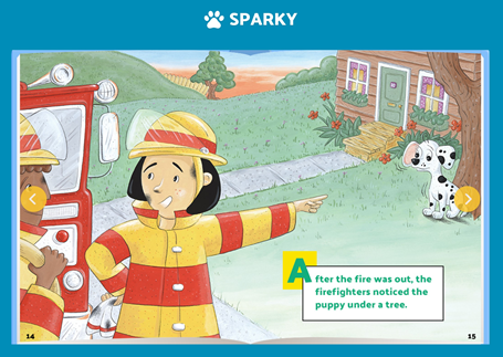 Read Sparky Online