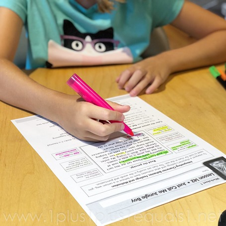 Reading Eggspress Worksheets-2
