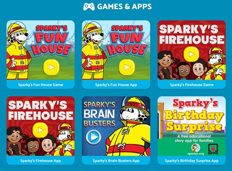 Sparky Apps