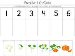 Pumpkin Kindergarten Literature Unit Printables (12)
