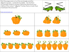 Pumpkin Kindergarten Literature Unit Printables (31)