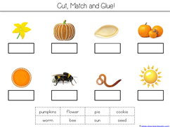 Pumpkin Kindergarten Literature Unit Printables (37)