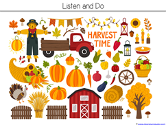 Pumpkin Kindergarten Literature Unit Printables (42)