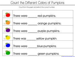 Pumpkin Kindergarten Literature Unit Printables (9)