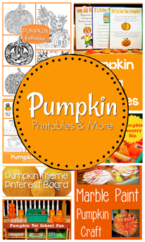 Pumpkin Printables and More