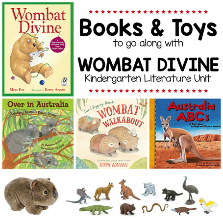 Wombat Divine Books and Toys