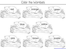 Wombat Divine Kindergarten Literature Unit (38)