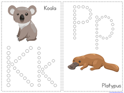 Wombat Divine Kindergarten Literature Unit (43)