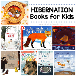 Hibernation Books for Kids
