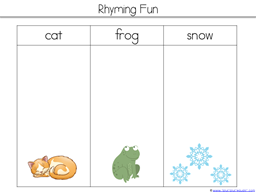When It Starts To Snow Kindergarten Literature Unit (20)
