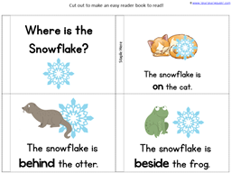 When It Starts To Snow Kindergarten Literature Unit (31)