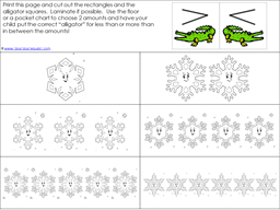 When It Starts To Snow Kindergarten Literature Unit (39)