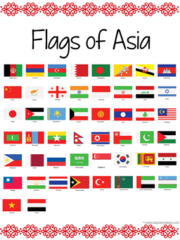 Asia Country by Country (6)