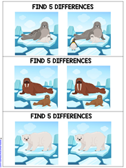 Over in the Arctic Printables (29)