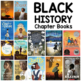 Black History Chapter Books