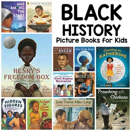 Black History Picture Books for Kids
