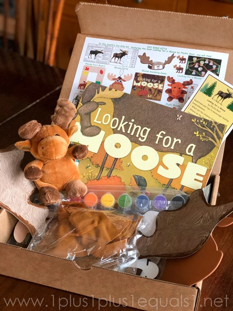 Ivy Kids Kits Moose