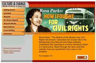 Rosa Parks Scholastic